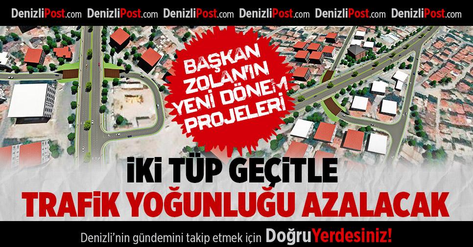 Başkan Zolan'dan Yeni Dönem Yatırım Projeleri