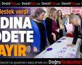Osman Zolan Kadına Şiddeti Protesto Etti