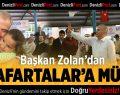 Başkan Zolan'dan Anafartalar'a Müjde