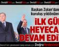 Başkan Zolan'dan AK Parti kuruluş yıldönümü mesajı