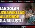 Başkan Osman Zolan sahurda Dokuzkavaklar sakinleriyle buluştu