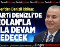 aHaber'den Denizli İddiası: Osman Zolan'la Yola Devam