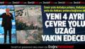 İzmir yolu Antalya yoluna, Antalya yolu da Ankara yoluna bağlanacak
