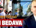 Büyükşehir'den YGS Jesti