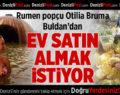 Otilia Bruma Buldan'a Hayran Kaldı
