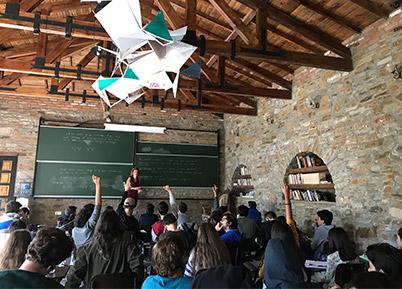 PEV Matematik Köyü Kampında