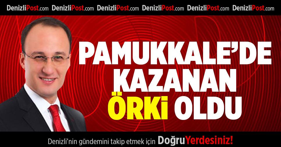 Pamukkale'de Kazanan Örki Oldu