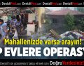 Pamukkale Belediyesi'ndenÇöp Ev Seferberliği