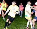 Pamukkale'de Futbol Heyecanı Devam Ediyor