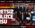Pamukkale Belediyesi'nden Ücretsiz İngilizce Kursu