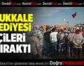 Pamukkale Belediyesi İşçileri İş Bıraktı