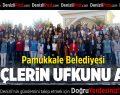 Pamukkale Belediyesi Gençlerin Ufkunu Açtı