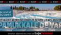 Avrupa'nın Görülmeye Değer 26 Turistik Simgesi Arasında Pamukkale De Var