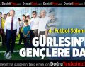 Pamukkale Belediyesi  4. Futbol Şölenine Hazır