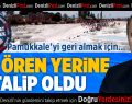 Pamukkale Belediyesi o ihaleye giriyor