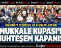Pamukkale Kupası'na Muhteşem Kapanış