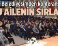Pamukkale Belediyesi'nden mutlu aile konferansı