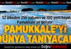 Pamukkale'de Termal Sağlık Turizmi Zirvesi