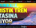 """Pamukkale """"Turistik Tren"""" Rotasına Giriyor"""