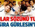 Türkiye Şampiyonu'na Ödül