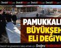 Pamukkale'ye Büyükşehir eli değiyor