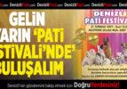 PAMUKKALE'DE HAYVAN DOSTLARI BİRARAYA GELİYOR