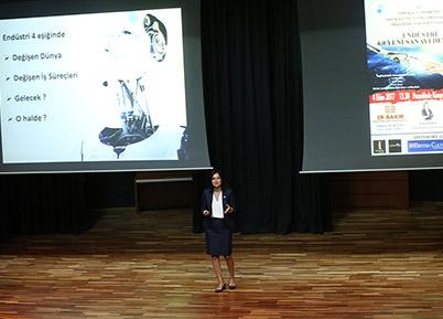 PAÜ'de Endüstri 4.0'ın Geleceği Konuşuldu