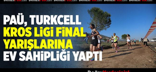 PAÜ, Turkcell Kros Ligi Final Yarışlarına Ev Sahipliği Yaptı