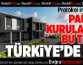 PAÜ'de Kurulacak Olan Bu Tesis Türkiye'de Bir İlk