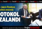 PAÜ ve Japon Ryukyus Üniversitesi Arasında Protokol İmzalandı