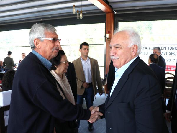 perincek denizlide foto 2 - Perinçek'ten, Türk yargısına övgü