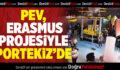PEV ERASMUS PROJESİYLE PORTEKİZ'DE