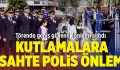 Polis Bayramı Kutlamasında Geniş Güvenlik Önlemi