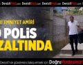 Denizli'de 9 polise daha gözaltı