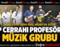 Kalp Cerrahı Profesörden Müzik Grubu