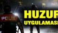 Nazilli'de huzur operasyonu: 35 tutuklama