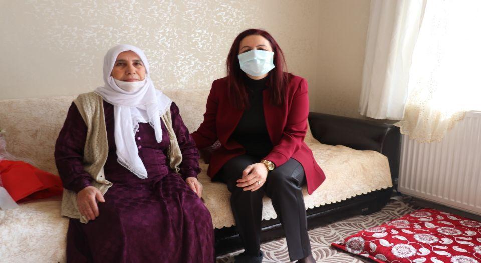Hacıbektaşoğlu ailesinden anlamlı ziyaretler