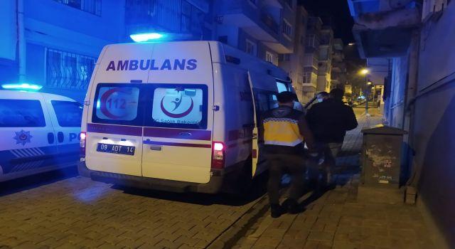 Aydın'da mühendis gencin intihar girişimi