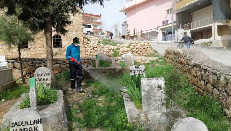 Mardin'de sinek ve haşereye çalışmaları kırsala yayıldı