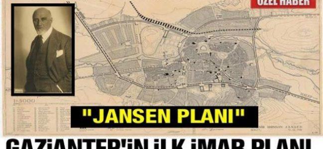 Gaziantep'in ilk imar plânının öyküsü