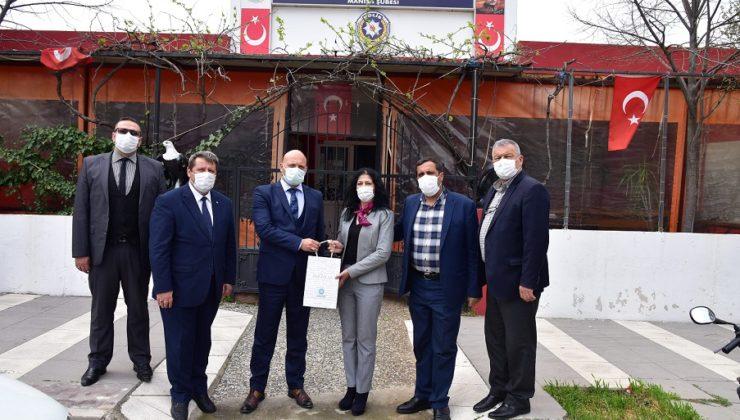 Manisalı muhtarlara Genel Sekreter Öztozlu'dan ziyaret