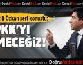 AK Partili Özkan'dan Sert Çıkış