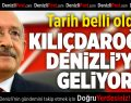 Kılıçdaroğlu'nun Denizli programı belli oldu