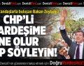 Bakan Zeybekci İlçelerde Vatandaşlarla Buluştu