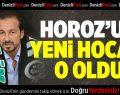 Horoz'un Teknik Patronu Yusuf Şimşek