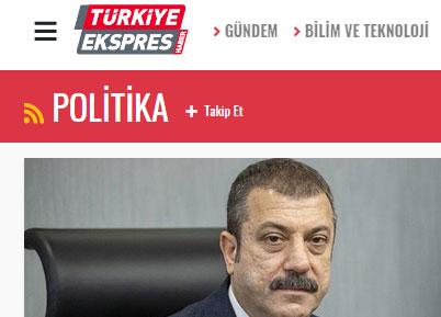 Türkiye Ekspres Haber Yayın Hayatına Başladı
