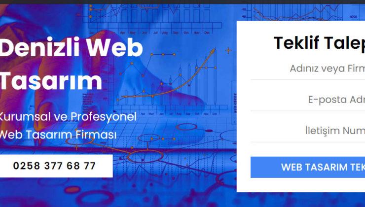 Denizli Web Tasarım Fiyatları – Digital Empire Web Tasarım & SEO