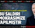 CHP'li Kazım Arslan Kılıçdaroğlu'na Yapılan Saldırıyı Kınadı