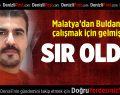 Buldan'daki İşletmeci 3 Gündür Kayıp