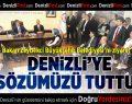 Bakan Zeybekci Büyükşehir'i Ziyaret Etti